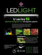 UP Aqua U Series Planted LED Light (3FT)