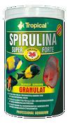SUPER SPIRULINA FORTE GRANULAT 250 ml150 g