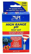API Fresh and Saltwater High Range pH Test Kit