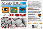 MarinePure Biofilter Media Drum 100LT