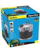Nautilus 2700UV Canister Filter with 5watt UV 2700LH