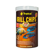 Tropical Krill Chips 1000ml / 500g