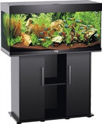 Juwel Rio 180 Aquarium And Cabinet Black