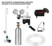 Dici CO2PRO S2 1LPROFESSIONAL Injection Package & PH CONTROLLER WITH PROBE