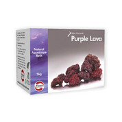Pisces Rock - Purple Lava 5kg Box