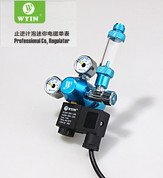 WYIN – COMPACT TWO STAGE CO2 REGULATOR