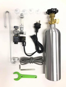 WYIN Mini CO2Compact CO2 Injection Package