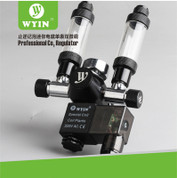WYIN EXPERT TWO STAGE CO2 REGULATOR