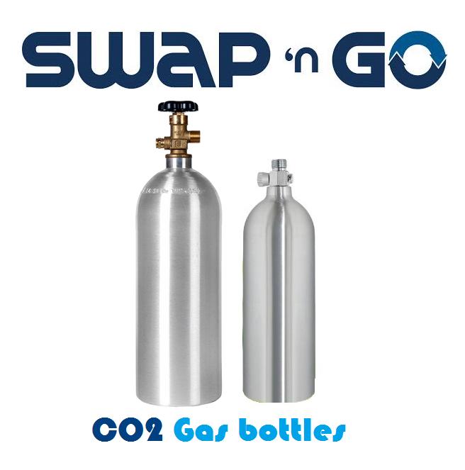SWAP 'n' GO CO² Gas Refill