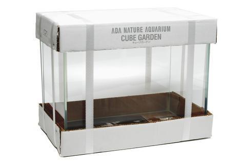 low priced official photos uk availability ADA Cube Garden 60-P (60x30x36cm / 6mm) 4 hooks incl.