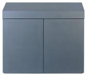 ADA Wood Cabinet 180 (W180xD60xH70cm)  Metallic Silver
