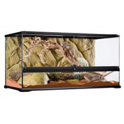 Exo Terra All Glass Large Wide Terrarium 90x45x45cm