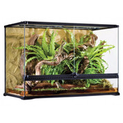 Exo Terra All Glass Large Tall Terrarium 90x45x60cm