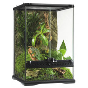 Exo Terra All Glass Mini Tall Terrarium 30x30x45cm