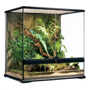 Exo Terra All Glass Medium Tall Terrarium 60x45x60cm