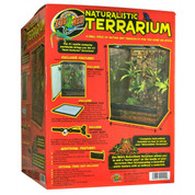"Zoo Med ""Naturalistic"" Glass Terrarium 45x45x60cm"