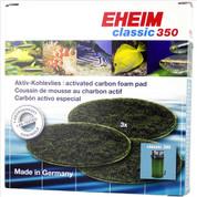 EHEIM 2215 CARBON PADS (3PK) (2628150)