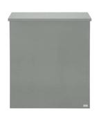 ADA Plain Cabinet 45 (45x27x70cm) Metallic Silver