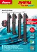 Eheim thermopreset 200 (300-400L)