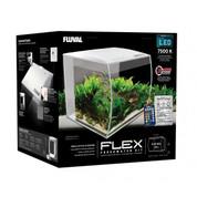Fluval Flex Aquarium Unit 34 litre White