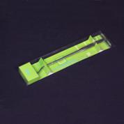 Plant  Curve Mirror Surface Tweezers 27CM