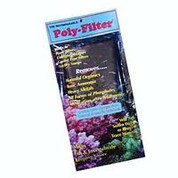 "Poly filter pad 4""X8"" Small"