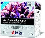 Red Sea Reef Care - Reef Foundation ABC+ 1kg