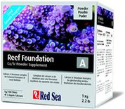 Red Sea Reef Care - Reef Foundation A (Ca/Sr) 1kg