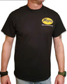 Magnus Logo Black Short Sleeve Tshirt