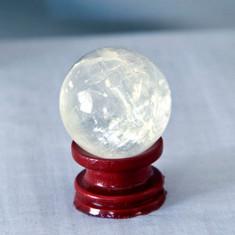 Quartz Sphere 2