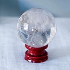 Quartz Sphere Lg