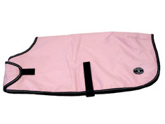 Pink Dog Coat - Windhorse Lg & XL
