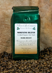 Morning Blend Certified Organic- A blend of three of our favorite green coffee bean varieties, perfectly roasted, created exclusively for Mystic Pony™ Coffee. It is perfect for that first cup of the day!
