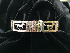 Double Western Bracelet
