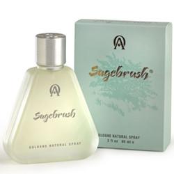 Sagebrush ® Natural Spray Cologne