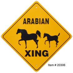 """Arabian Xing / 12""""x12"""" / Yellow & Blk"""