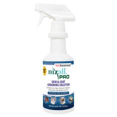 NIXALL®PRO VETRESPONSE® Skin Coat and Grooming Solution