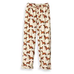 Dachshund Print Pajamas