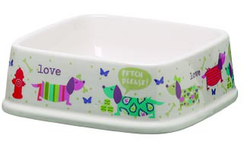 Dachshund Food or Water Bowl Large