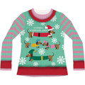 Dachshund Ladies Sweater T-shirt