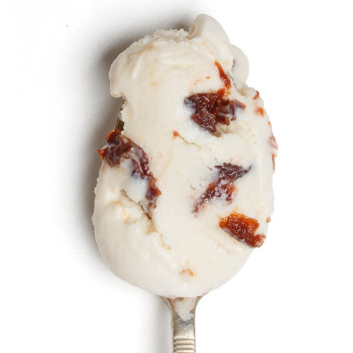 Goat Cheese with Red Cherries - Jeni's Splendid Ice Creams