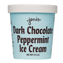 Dark Chocolate Peppermint - Jeni's Splendid Ice Creams