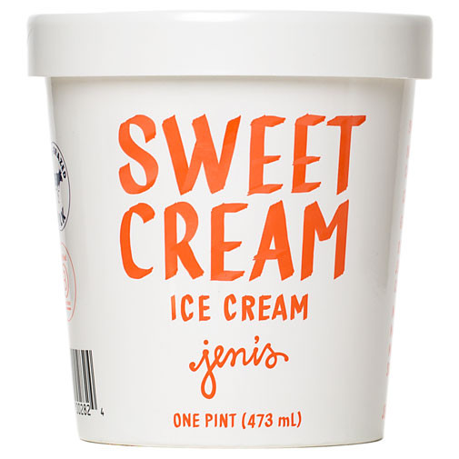Sweet Cream - Jeni's Splendid Ice Creams