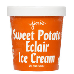 Sweet Potato Eclair - Jeni's Splendid Ice Creams