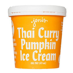 Thai Curry Pumpkin - Jeni's Splendid Ice Creams