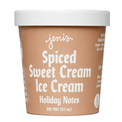 Spiced Sweet Cream: Holiday Notes - Jeni's Splendid Ice Creams