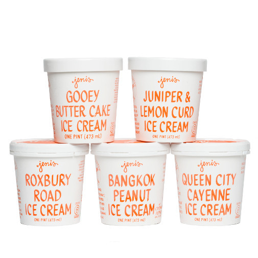 The Winter Collection - Jeni's Splendid Ice Creams