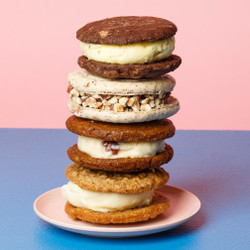 Your Own Ice Cream Sandwiches (4-pack)  - Jeni's Splendid Ice Creams