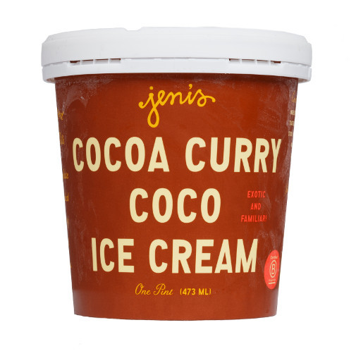 Cocoa Curry Coco - Jeni's Splendid Ice Creams