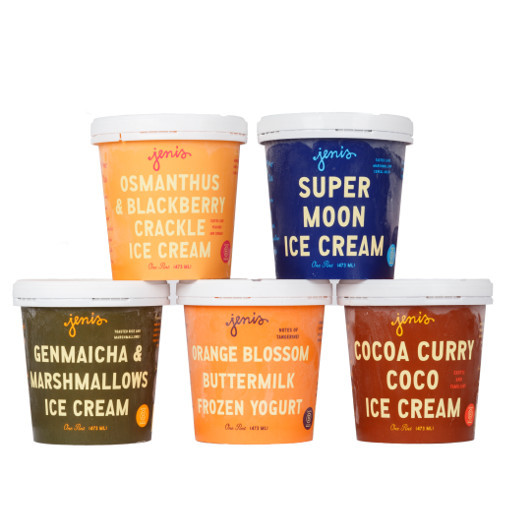 We're Not From Here - Jeni's Splendid Ice Creams